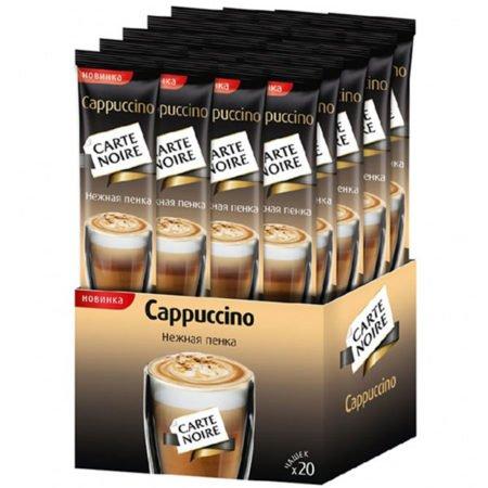 Кофе Carte Noire (Карт Нуар) Капучино