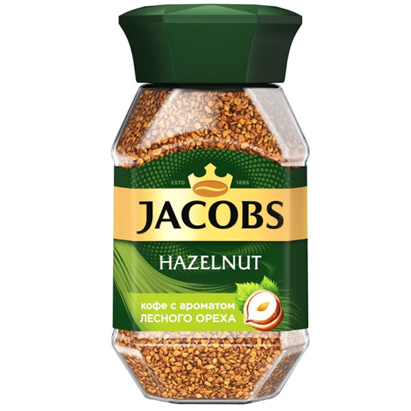 Кофе Якобс Монарх лесной орех