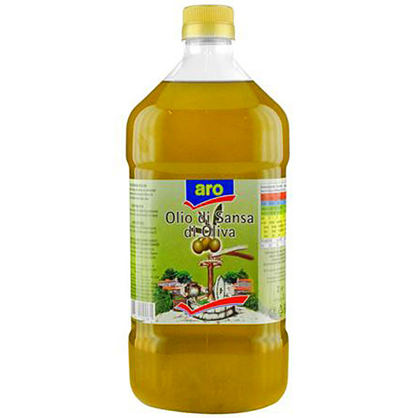 Масло оливковое ARO из выжимок