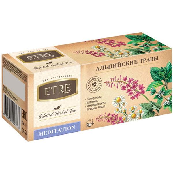 чай-этре-Альпийские-травы