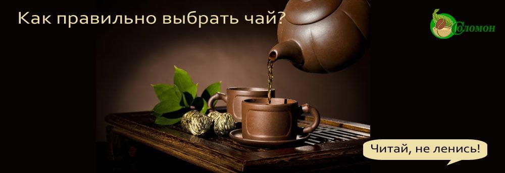 Как правильно выбрать хороший чай?