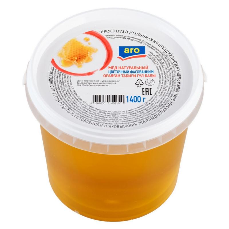 мед аро натуральный 1,4 кг