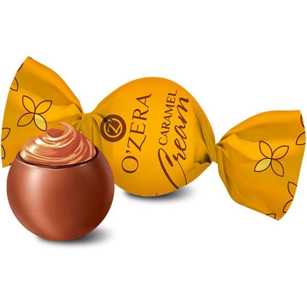 Конфеты O`Zera шоколадные Caramel Cream