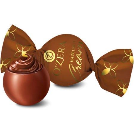 Конфеты O`Zera шоколадные Hazelnut Cream