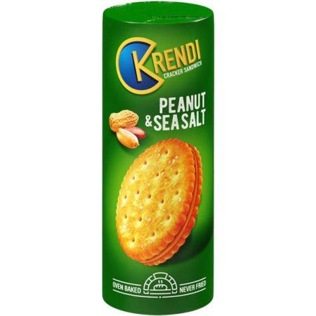 Крекер Сэндвич Krendi арахисовая паста