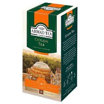 чай ахмад цейлон 25